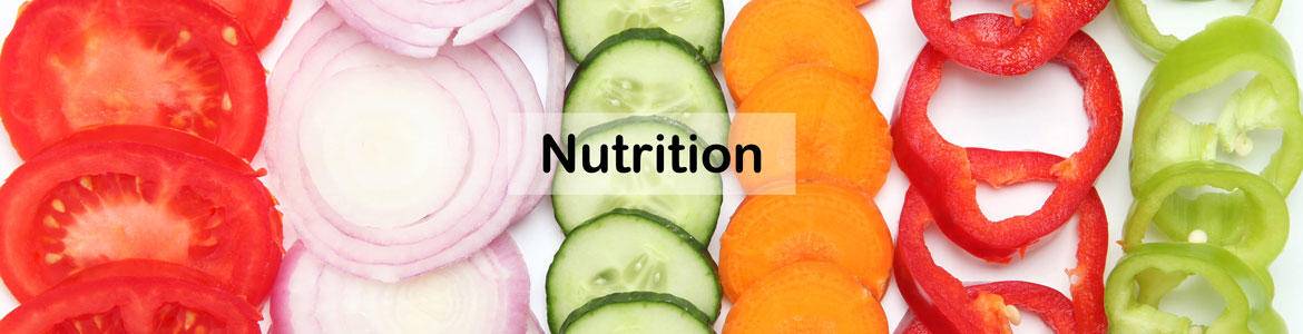 Nutrition Banner