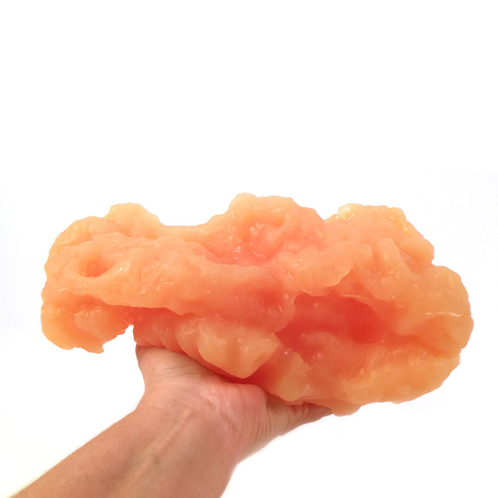 fat chunk model, 5 pounds of fat, look and feel of fat, held in hand, Health Edco, 26014