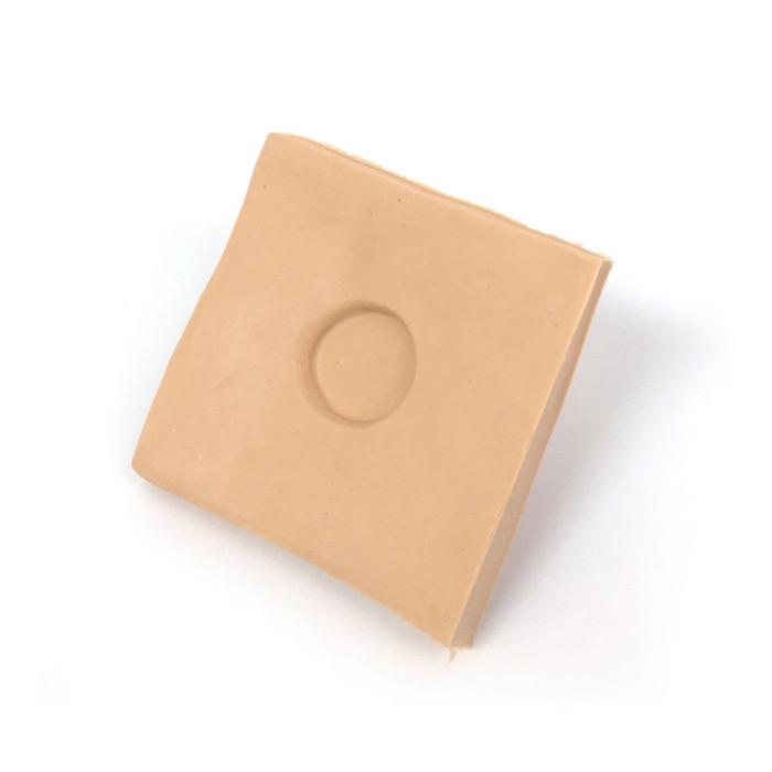 Venous Access Device Model replacement skin door interior view, Health Edco, 26128