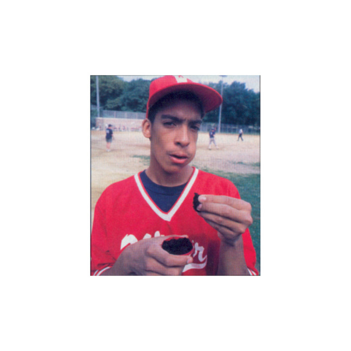 Spit Tobacco Kills DVD, frame of young baseball player with spit tobacco in hand, Health Edco, 48789
