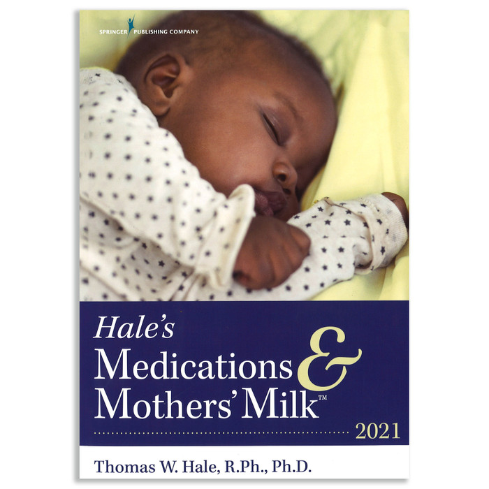 Hales Medications and Mothers' Milk Book from Childbirth Graphics, breastfeeding education manuals and materials, 50409