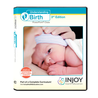 Understanding Birth 3rd Edition PowerPoint comes on a USB flash drive and features more than 200 slides and 50 video clips. Learn more on our website!