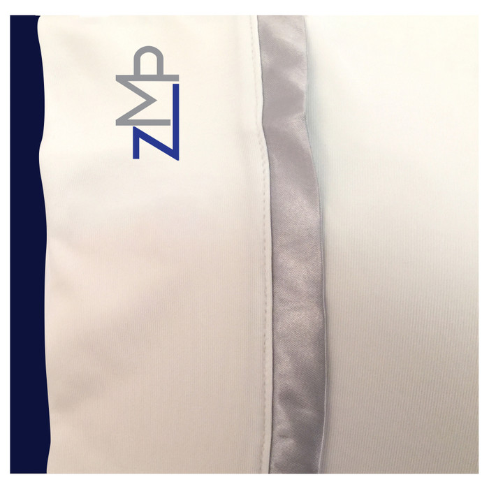 Zinc Miracle Pillowcase, Standard/Queen size by Health Edco made with zinc-infused fabric, logo image on pillowcase, 78855