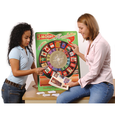 Smoker's Roulette Game For Health Education | Health Edco